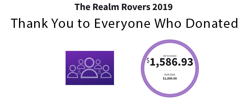 REALM Rover Campaign Update