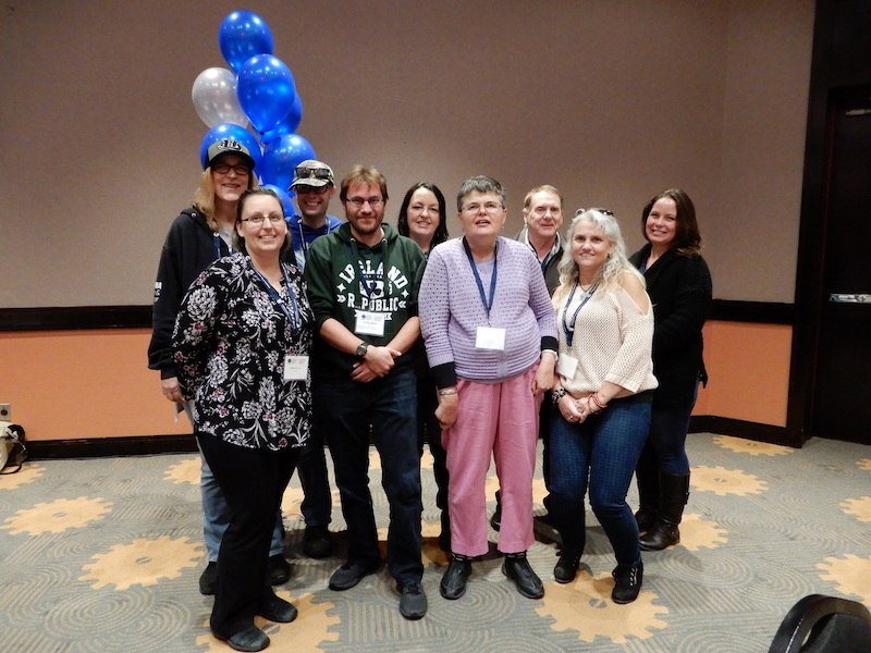 2019 Self-Advocates Conference (Exec utive Airport Plaza Hotel Richmond-Vancouver, BC) - October 17, 2018