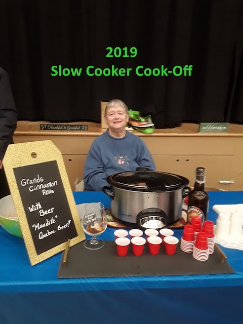 2019 Chili Cook off