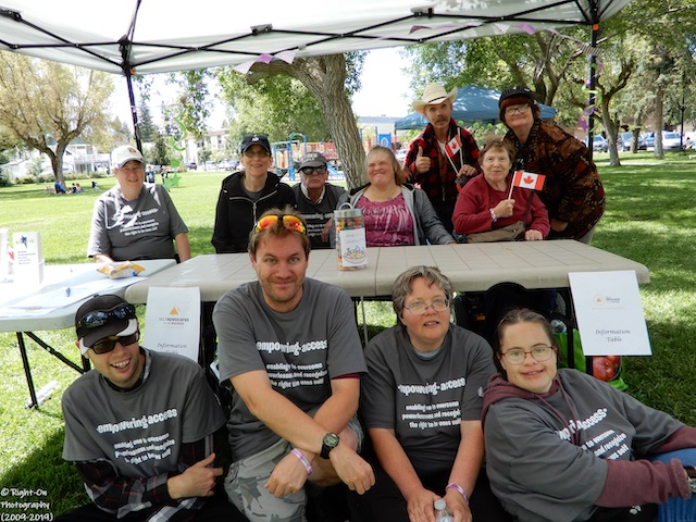 Self-Advocates of the Rockies 2019 (Rotary Park, Cranbrook, BC) - Thursday, July 18, 2019 (2)